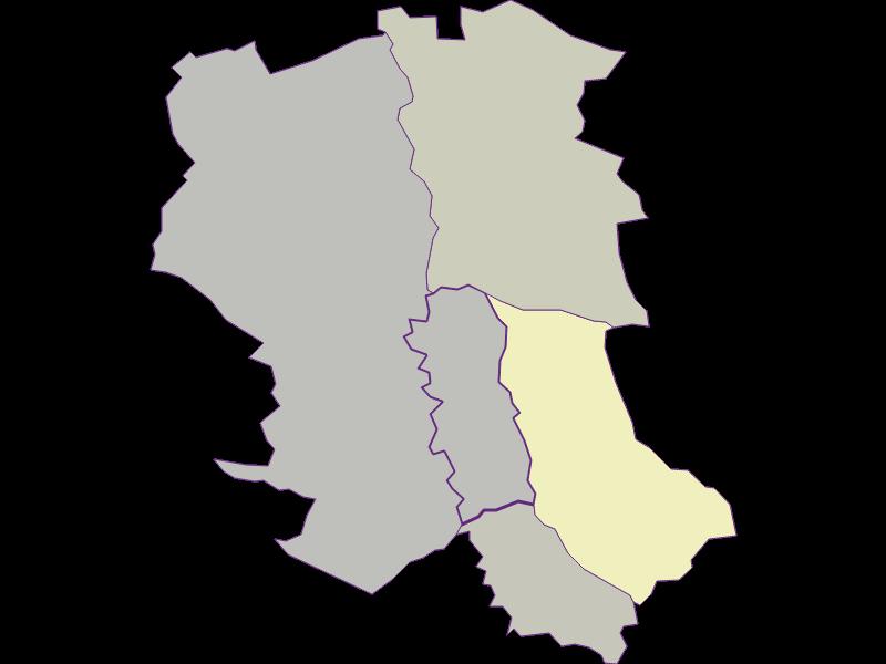 Farmers (comparison to federal state) in Wörterberg