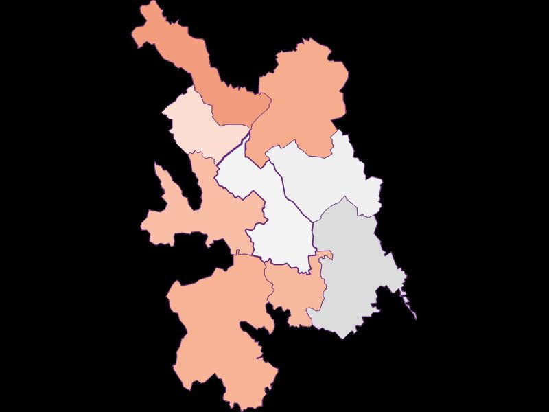 Activity rate in Großwilfersdorf