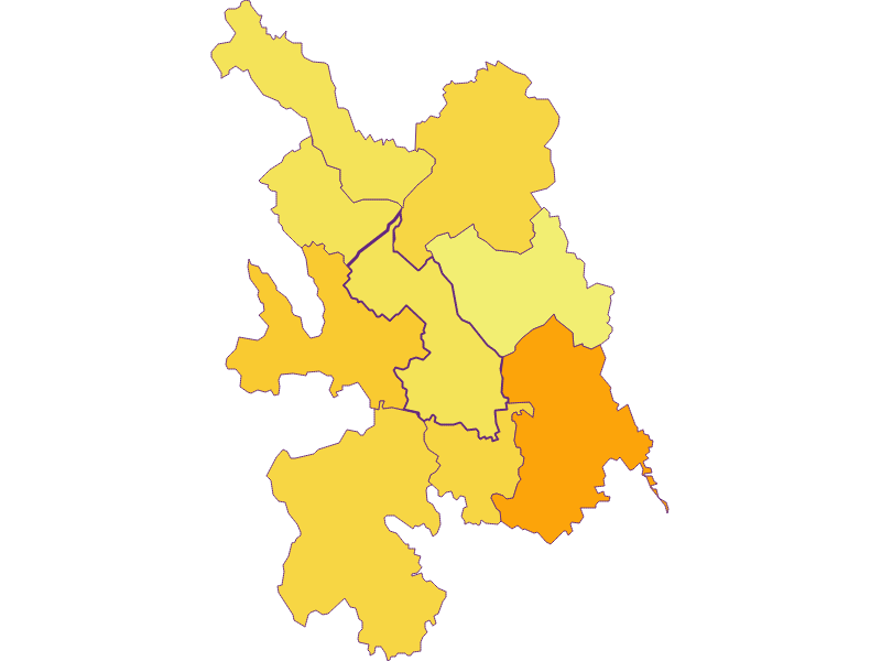 Population density in Großwilfersdorf