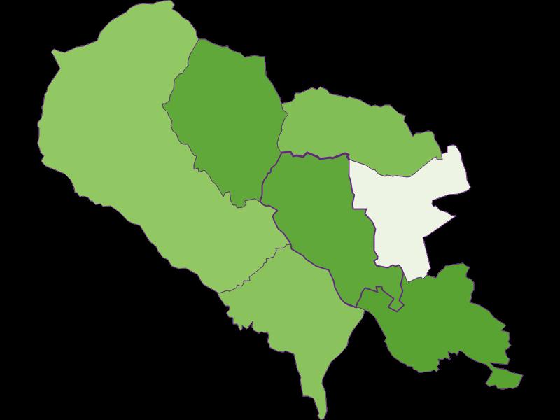 Besiedlung in Hartberg Umgebung