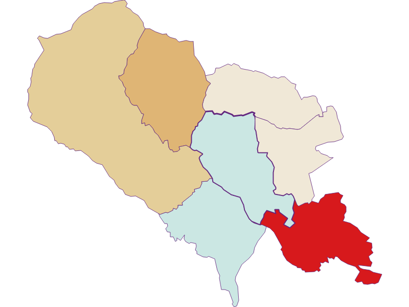 Bevölkerungsentwicklung seit 2011 in Hartberg Umgebung