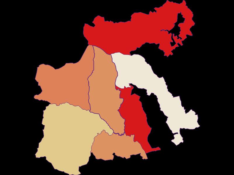 Population development 2011-2018 | Sankt Lorenzen am Wechsel