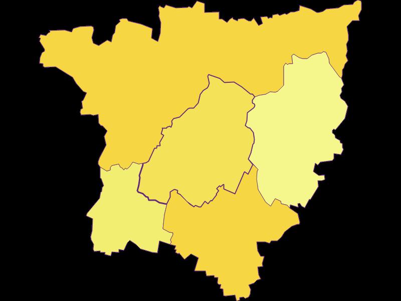 Population density in Göllersdorf