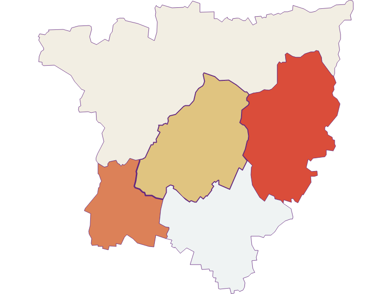 Population development since 1869 in Göllersdorf