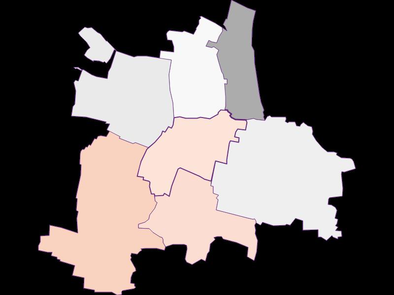 Activity rate in Guntersdorf