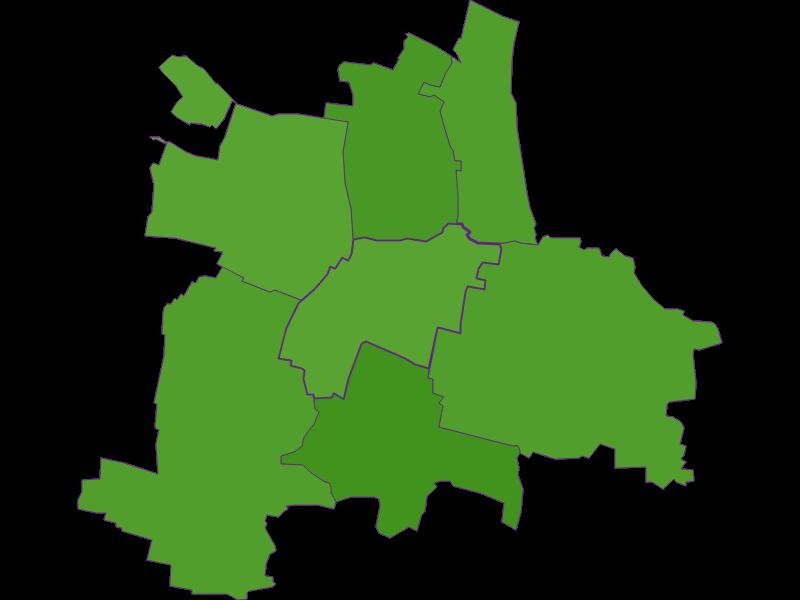 Settlement in Guntersdorf
