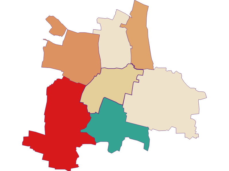 Population development since 2011 in Guntersdorf