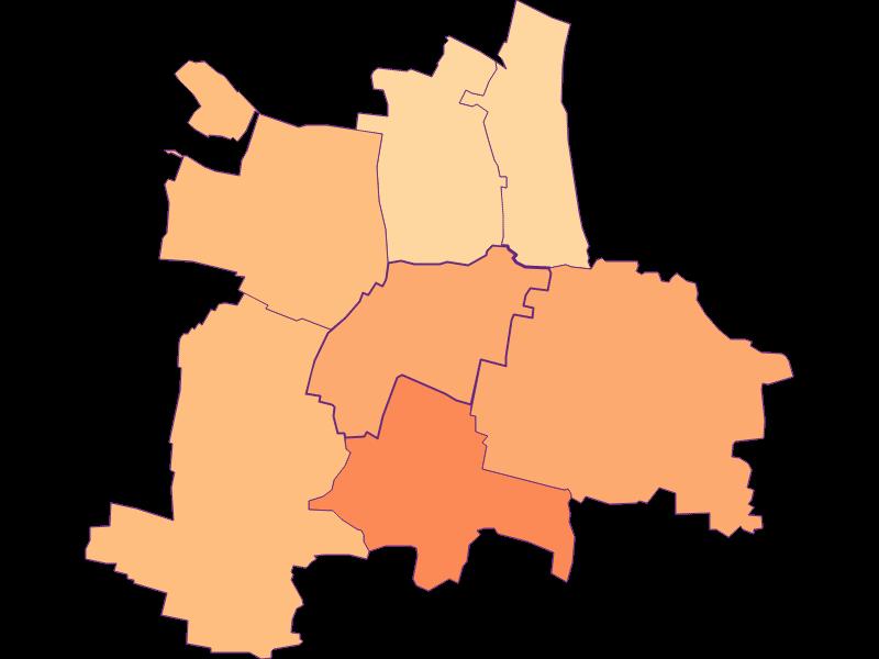 Household size in Guntersdorf