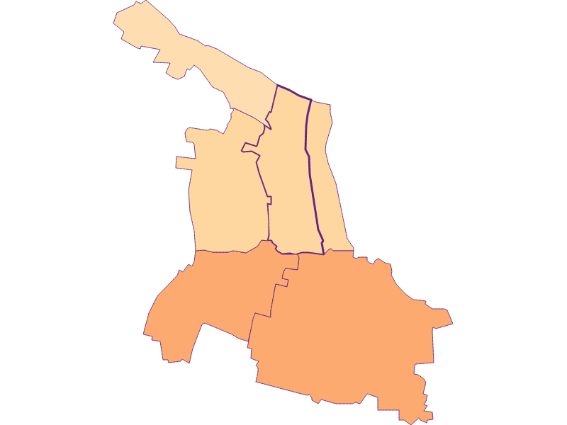 Размер домохозяйства в Haugsdorf