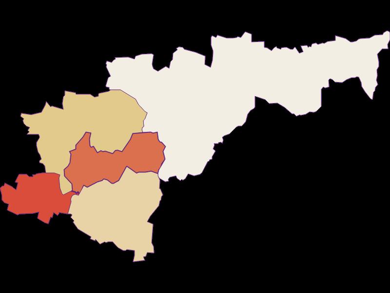 Демография с 1869 года в Heldenberg