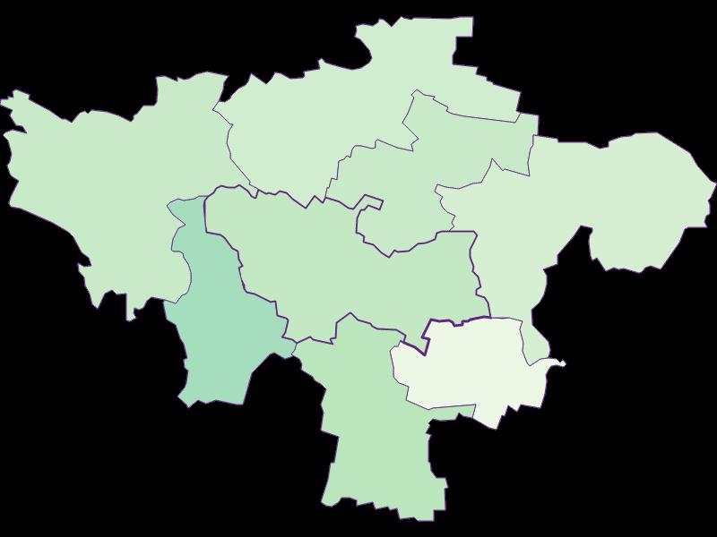 Доля иностранцев в Hohenwarth-Mühlbach a.M.