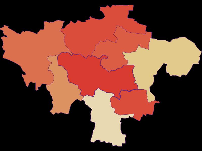Демография с 1869 года в Hohenwarth-Mühlbach a.M.