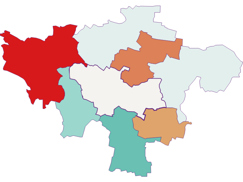 Демография с 2011 года в Hohenwarth-Mühlbach a.M.