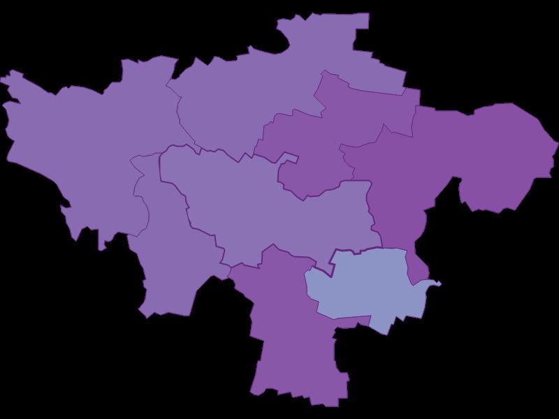 Маятниковые мигранты в Hohenwarth-Mühlbach a.M.
