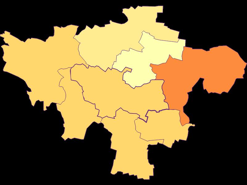 Городская жизнь в Hohenwarth-Mühlbach a.M.