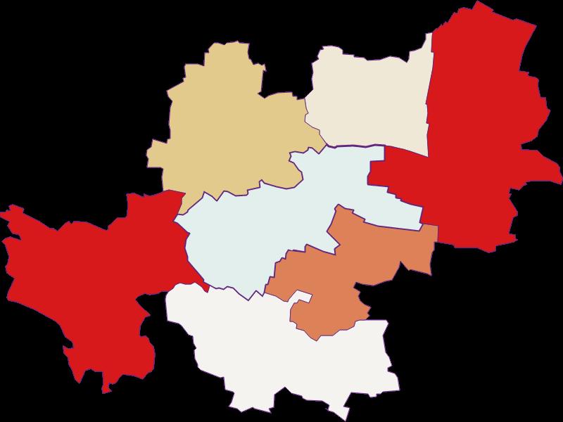 Population development since 2011 in Maissau