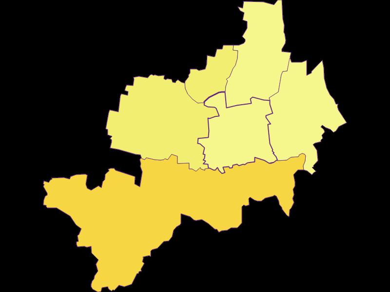 Population density in Nappersdorf-Kammersdorf