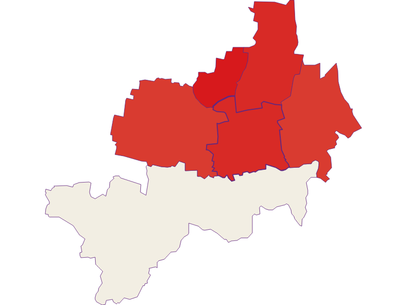 Population development since 1869 in Nappersdorf-Kammersdorf