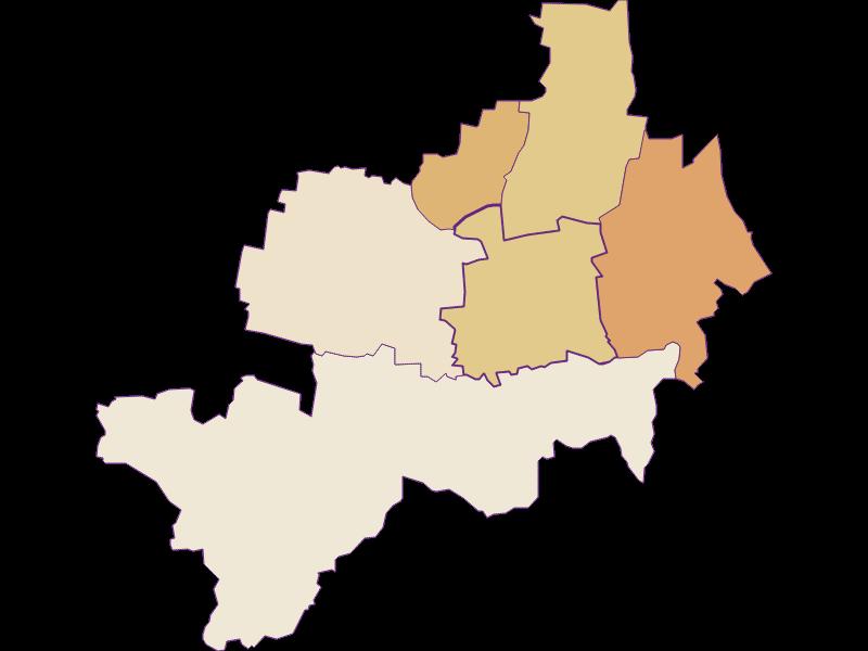 Population development since 2011 in Nappersdorf-Kammersdorf