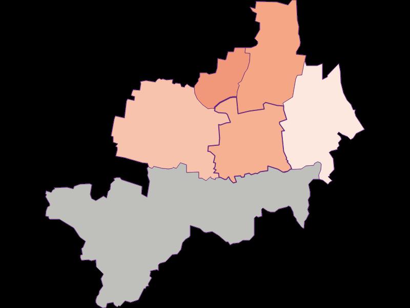Farmers (comparison to Austria) in Nappersdorf-Kammersdorf