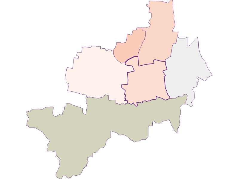 Farmers (comparison to federal state) in Nappersdorf-Kammersdorf