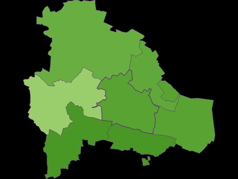 Заселенность в Pulkau