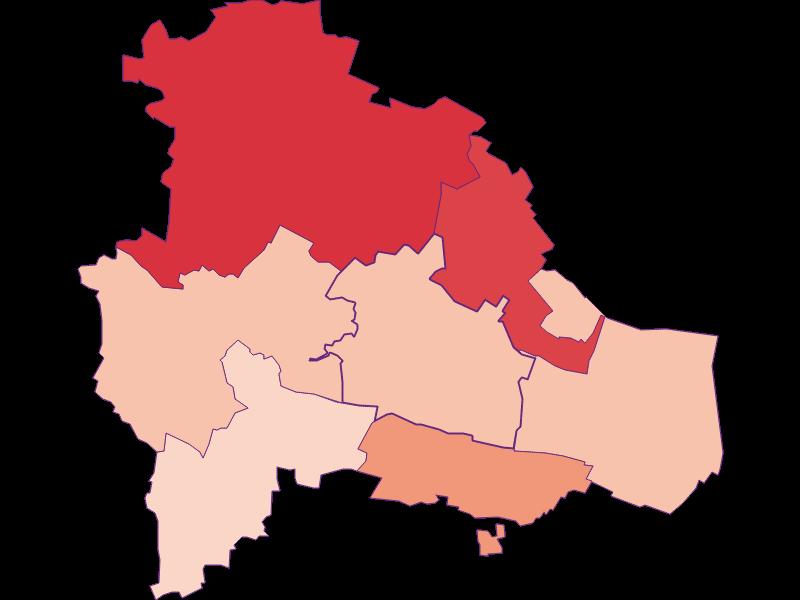Фермеры (сравнение по Австрии) в Pulkau