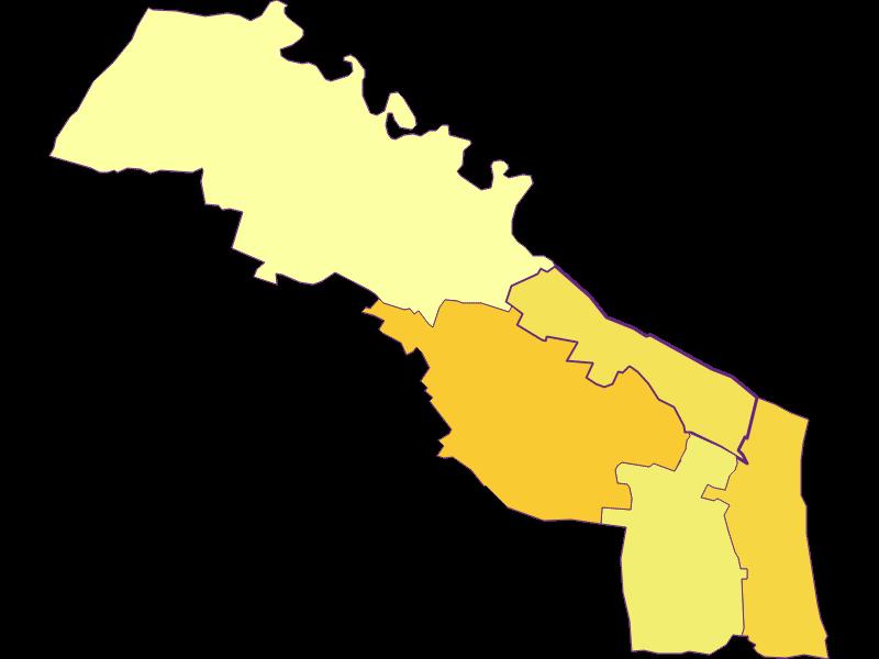 Плотность населения в Retzbach
