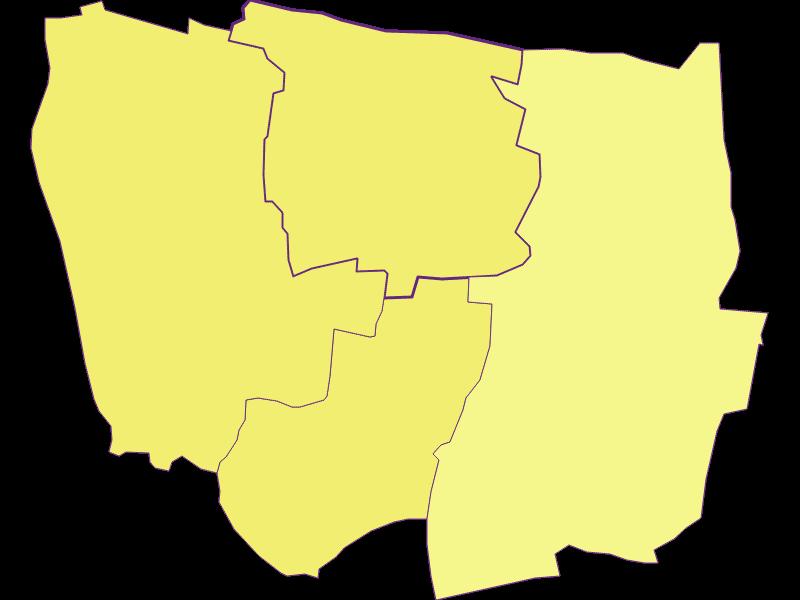 Population density in Seefeld-Kadolz