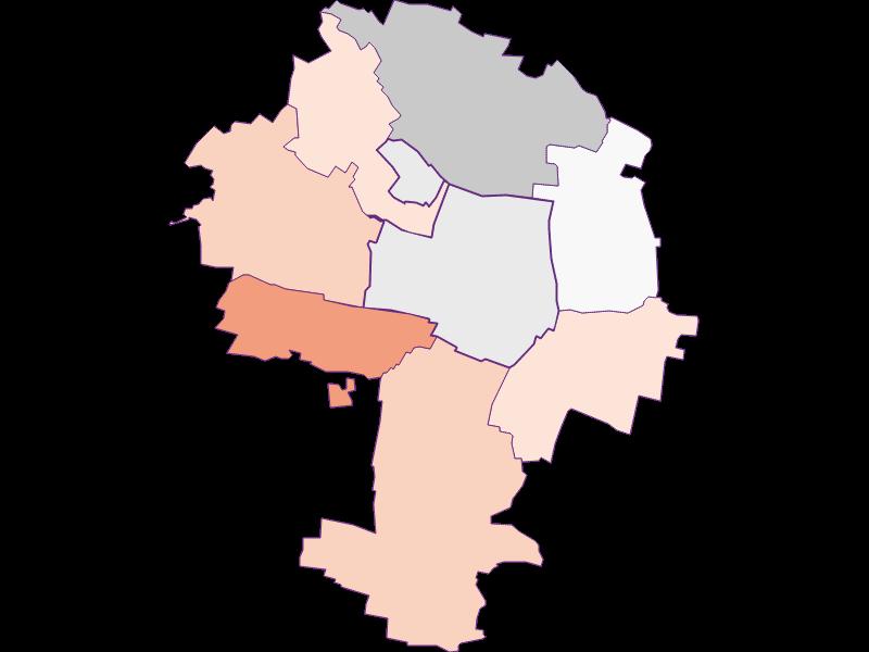 Activity rate in Zellerndorf