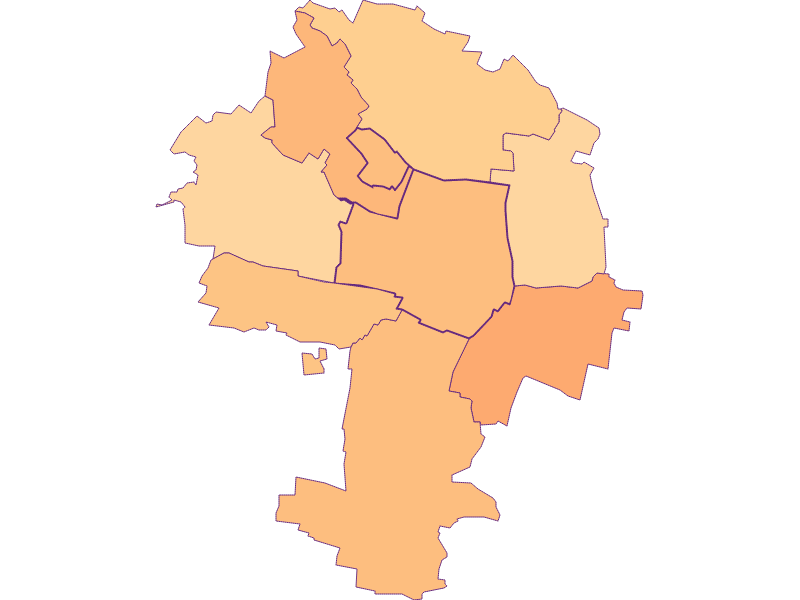 Household size in Zellerndorf