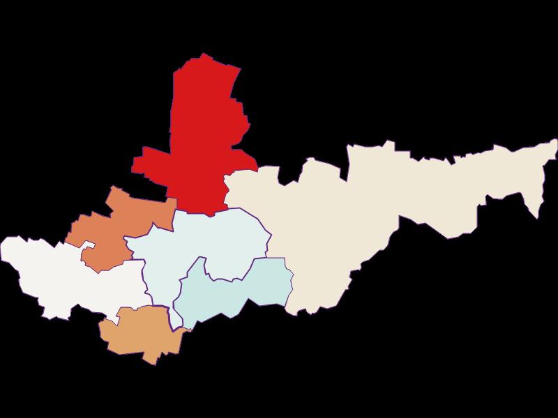 Population development since 2011 in Ziersdorf