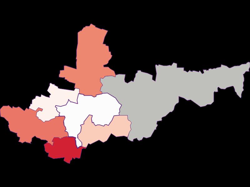Farmers (comparison to Austria) in Ziersdorf