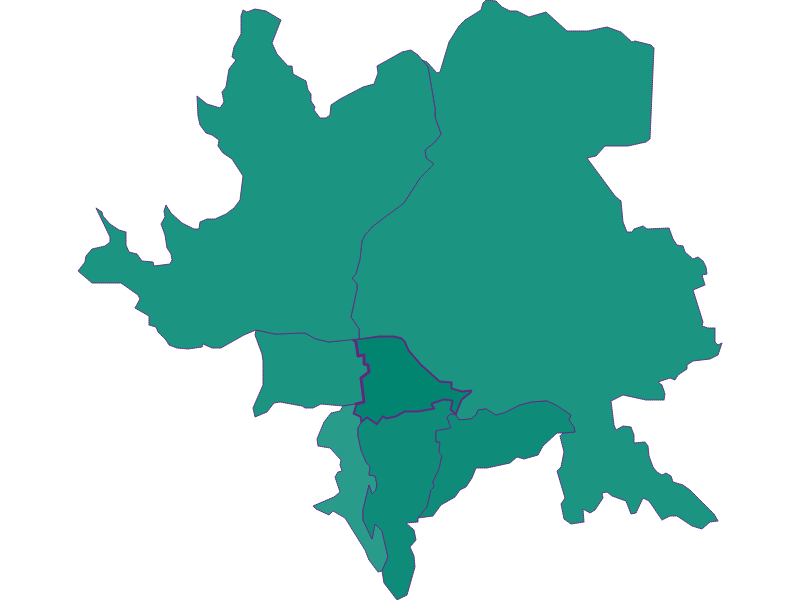 Прирост населения за 1869-2018 | Völs