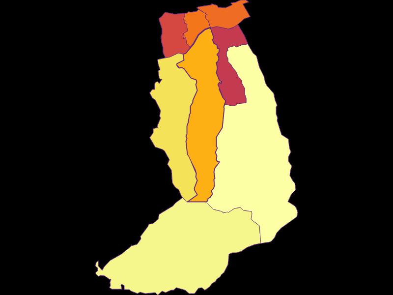 Population Density   Volders