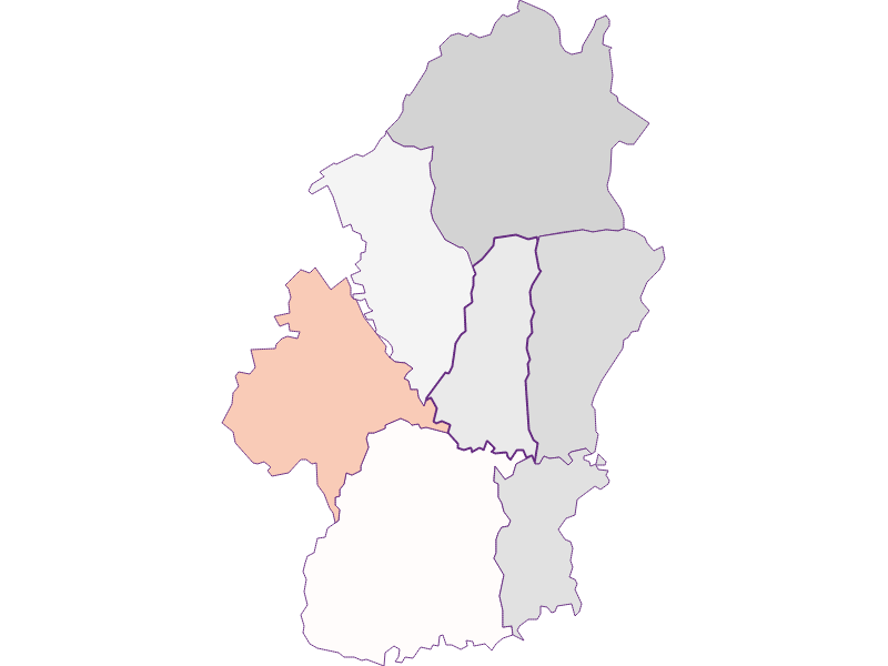 Activity rate in Königsdorf
