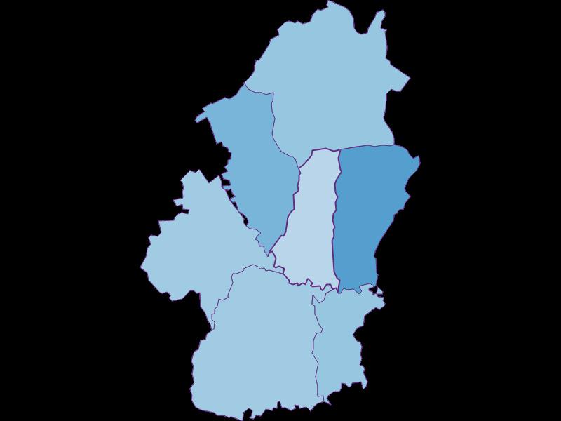 Unemployment in Königsdorf