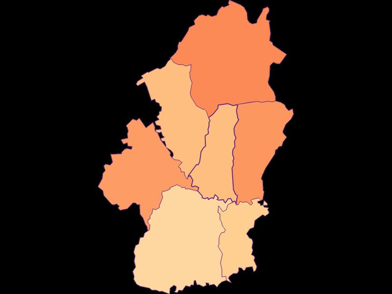 Household size in Königsdorf