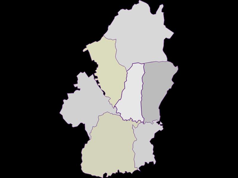 Farmers (comparison to federal state) in Königsdorf