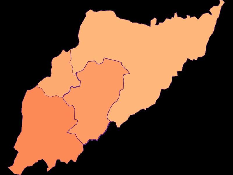 Размер домохозяйства в Minihof-Liebau