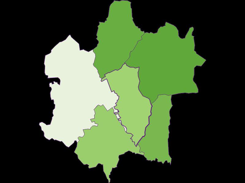 Settlement in Rudersdorf