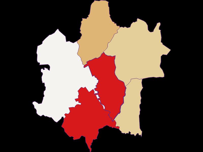 Population development since 2011 in Rudersdorf