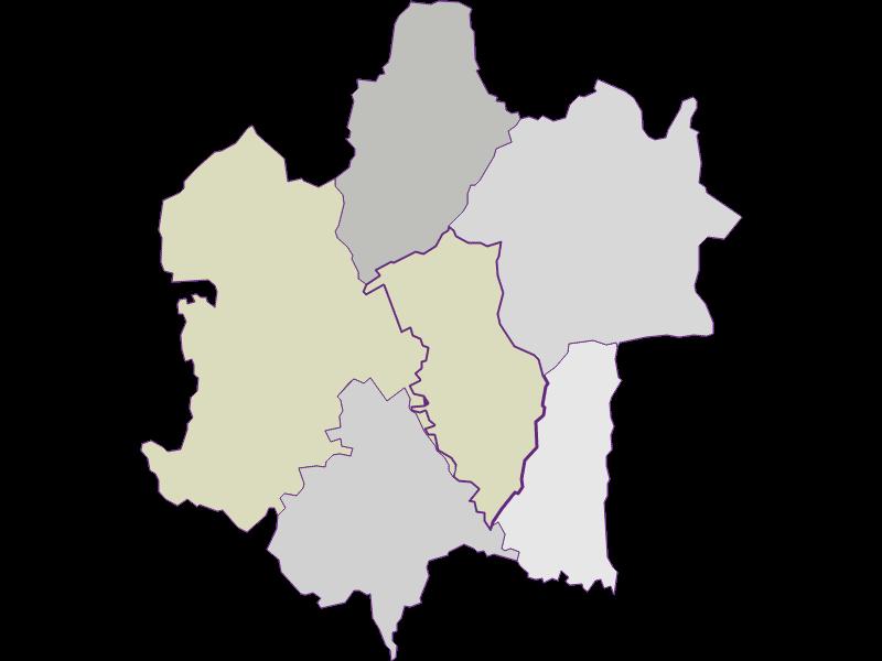 Farmers (comparison to federal state) in Rudersdorf
