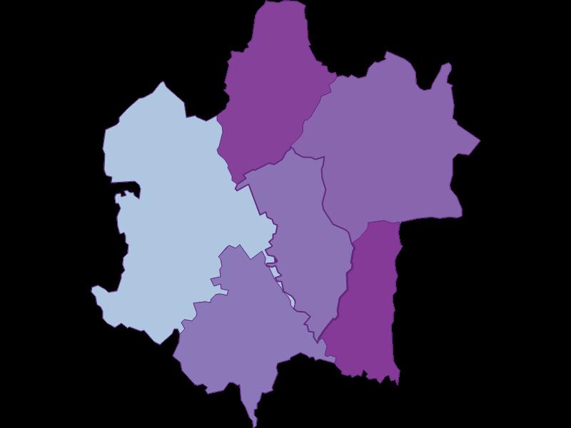 Commuter in Rudersdorf