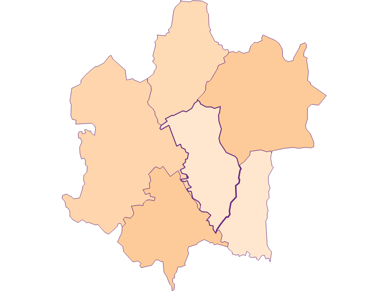 Second residences in Rudersdorf