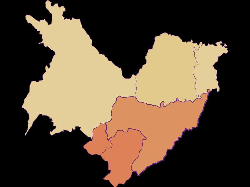 Population development since 2011 in Sankt Martin an der Raab