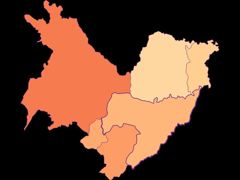 Household size in Sankt Martin an der Raab
