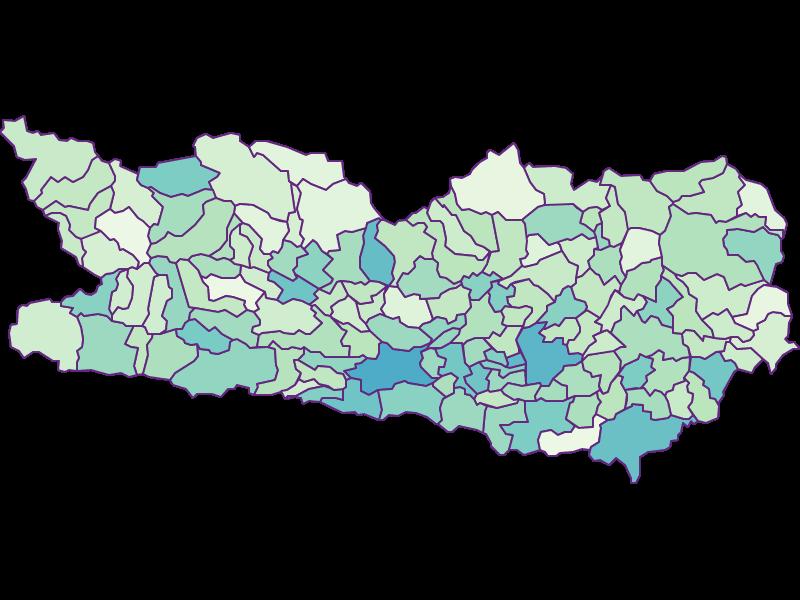 Ausländer Anteil | Kärnten