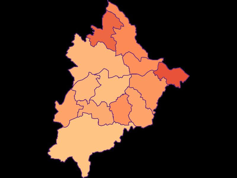 Размер домохозяйства в Völkermarkt