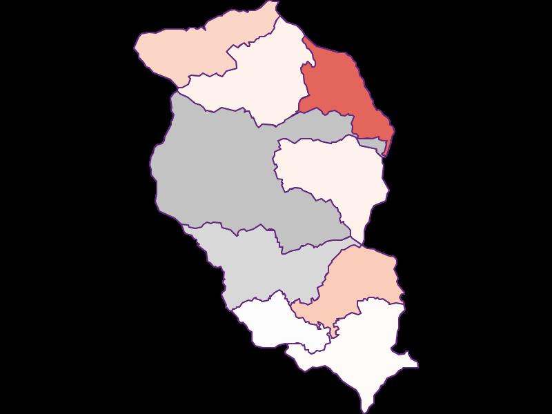 Farmers (comparison to Austria) in Wolfsberg